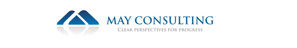 May Consulting, LLC – Clear Perspectives for Progress